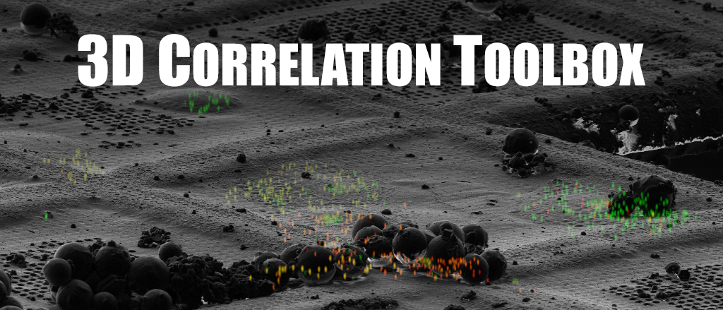 3DCT | 3D Correlation Toolbox - User's Guide